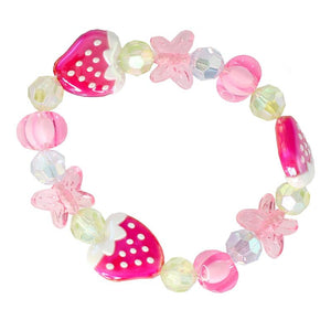 Very Merry Strawberry Bracelet