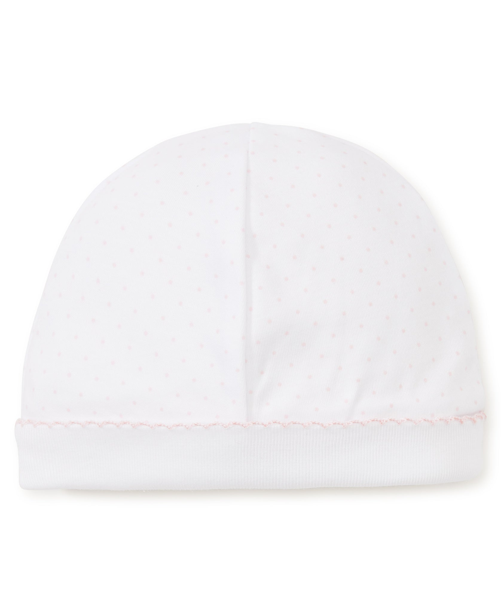 Dots Hat - White/Pink