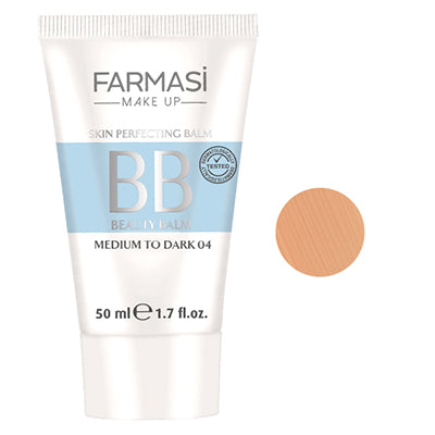 BB CREAM MED TO DARK