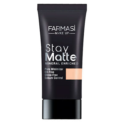 STAY MATTE LIGHT IVORY