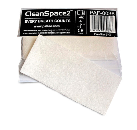 CleanSpace esisuodatin