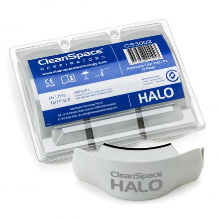 CleanSpace HALO P3 suodatin (3 kpl)