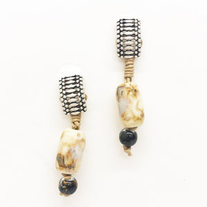 Relic Beaded Post Earrings