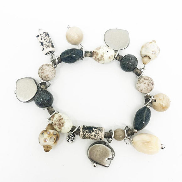 Relic Beaded Trinket Bracelet