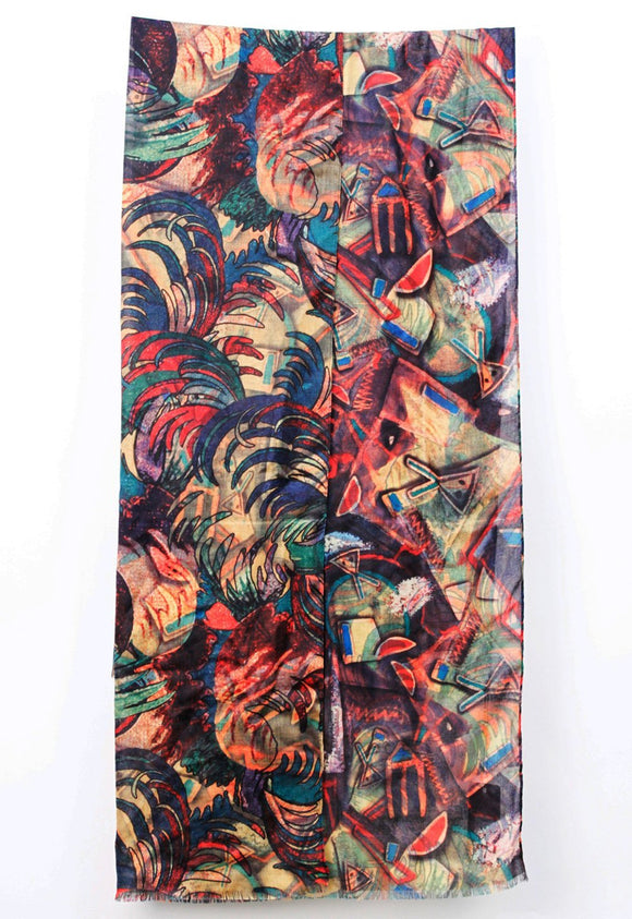 Light Weight Multi Color Double Sided Print Wrap