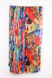 Light Weight Bright Multi Color Double Sided Print Wrap