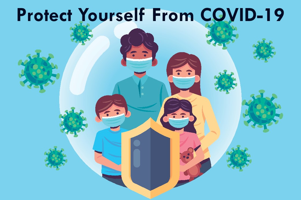 How to protect yourself from COVID-19?