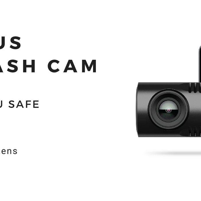 Protect you and your family with Nonda ZUS Smart Dash Cam for a better and safer new year!