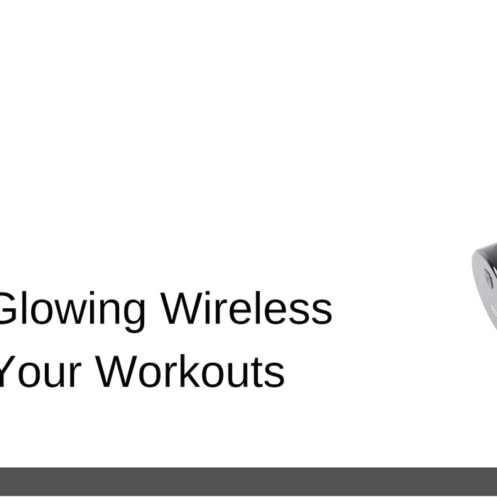 10 DEC 2018: Firefly by Jabees – Glowing Wireless Earphones to Bling Your Workouts