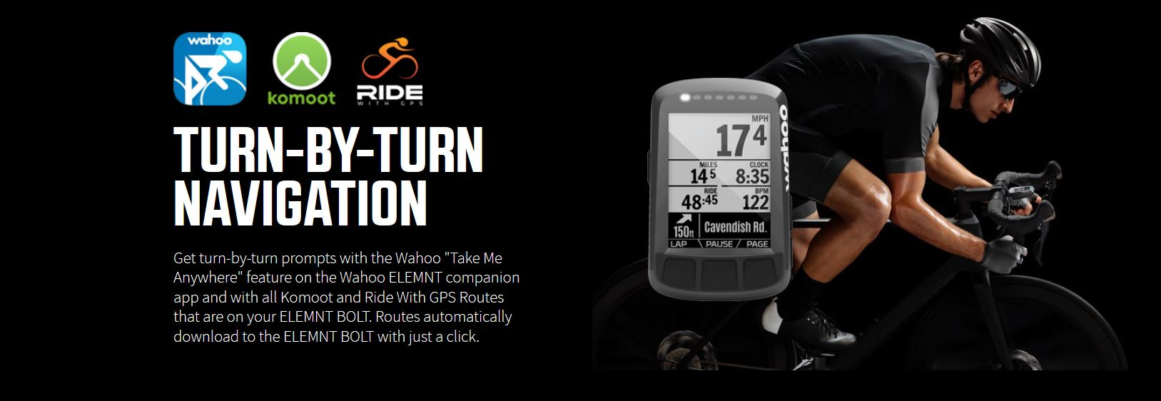 e9f6d7c3f78 ELEMNT BOLT is the first, fully aerodynamic GPS bike computer! Its patent  pending design creates an integrated system of computer and mount which  results in ...