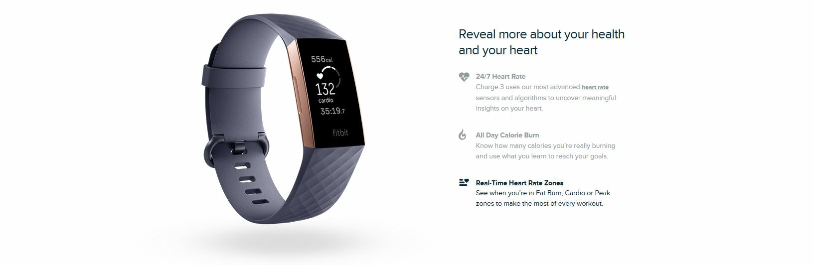 Fitbit Charge 3 Special Edition — AXTRO Sports