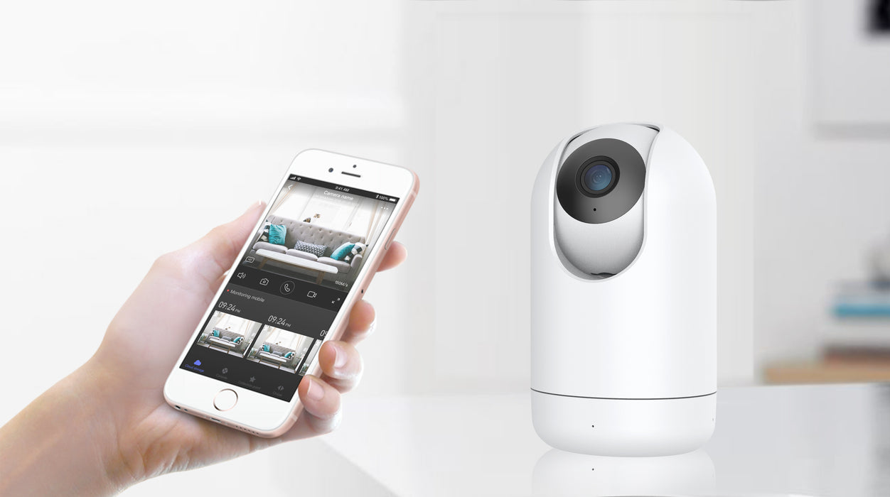 AXTRO Indoor Pan/Tilt Camera