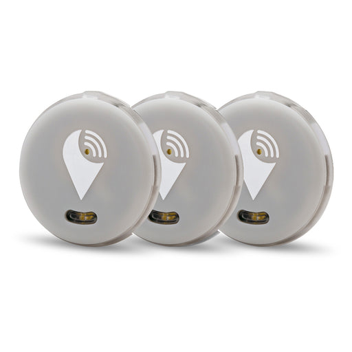 TrackR Pixel [3 Unit - Silver]