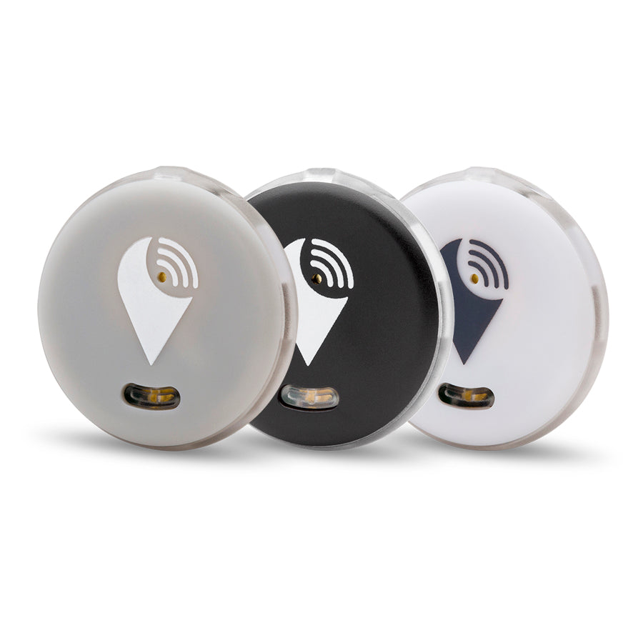 TrackR Pixel [3 Unit - Black, Silver, White]
