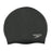 Speedo Plain Moulded Silicone Cap