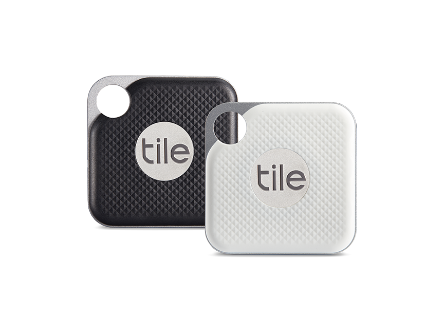 Tile Pro (With Replaceable Battery) - 2 Packs