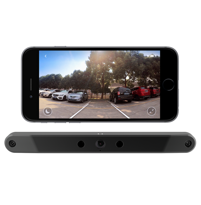 Nonda ZUS Wireless Smart Backup Camera