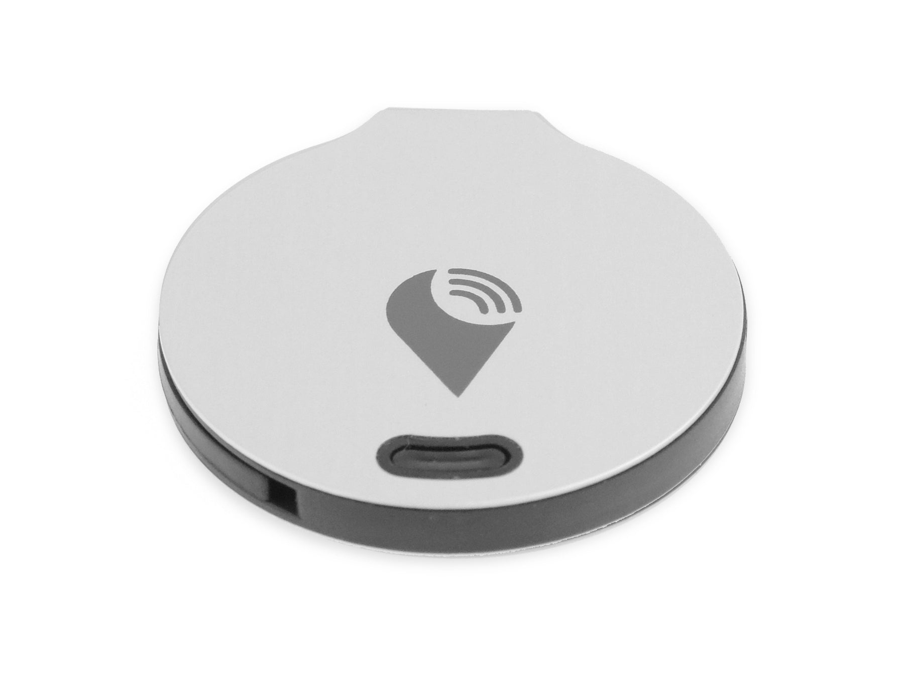 TrackR Bravo Bluetooth Tracker [4 Units - Silver/Black/Rose Gold/Blue]