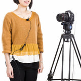 LavMicro Lavalier Microphone for DSLRs, Mirrorless, Video Cameras, Smartphones & more