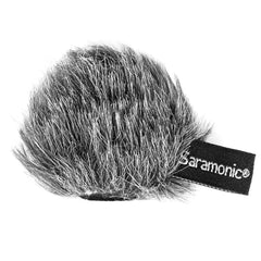 XM1-WS Furry Windscreen for the Saramonic SR-XM1, SmartMic, SmartMixer & CaMixer Microphones
