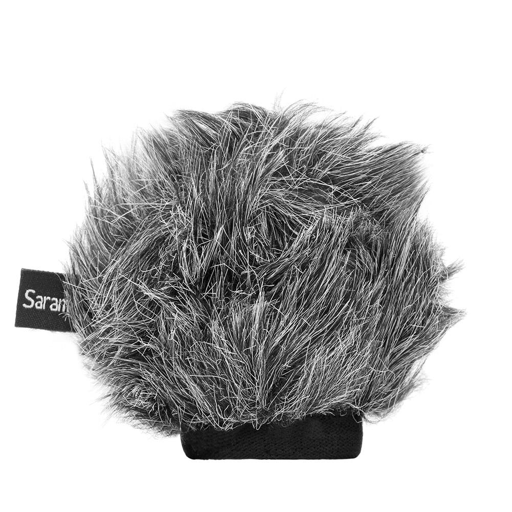 VMIC-WS-S Furry Windscreen for the Saramonic Vmic Stereo