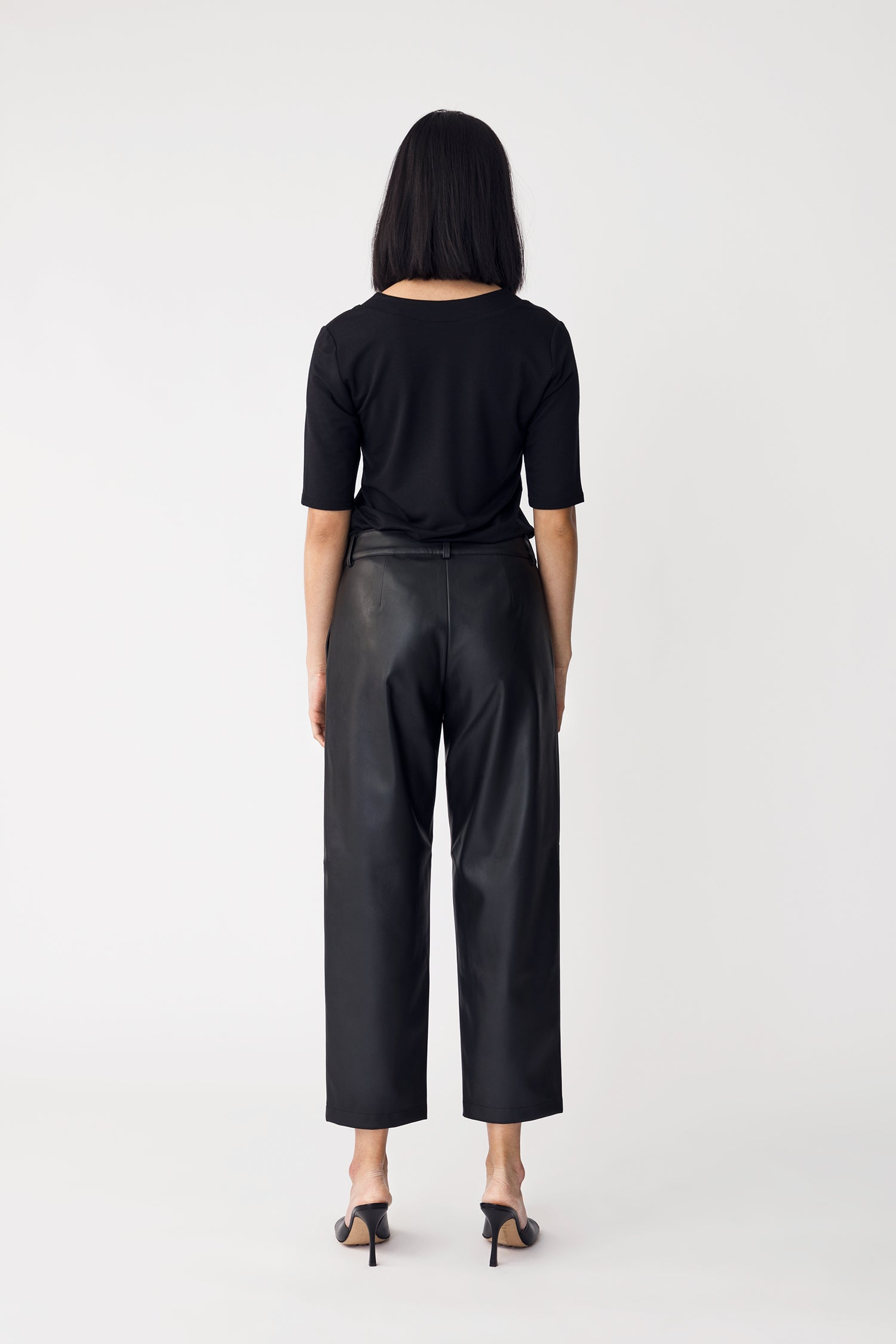 VERDE TROUSERS - BLACK
