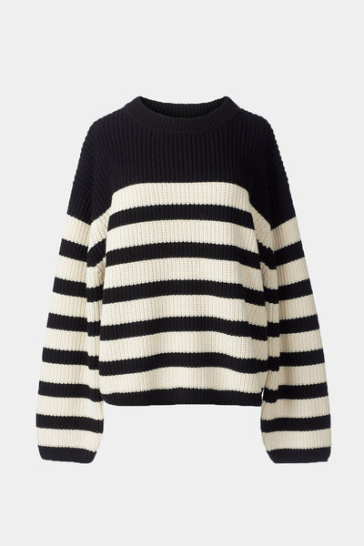 AUBRY SWEATER - STRIPED