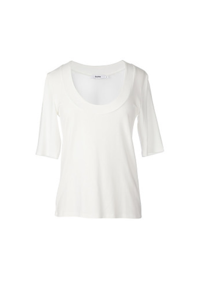 CLAIRE TOP - WHITE