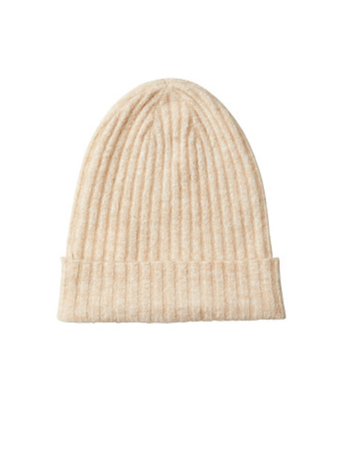 ESTRID BEANIE - LIGHT BEIGE