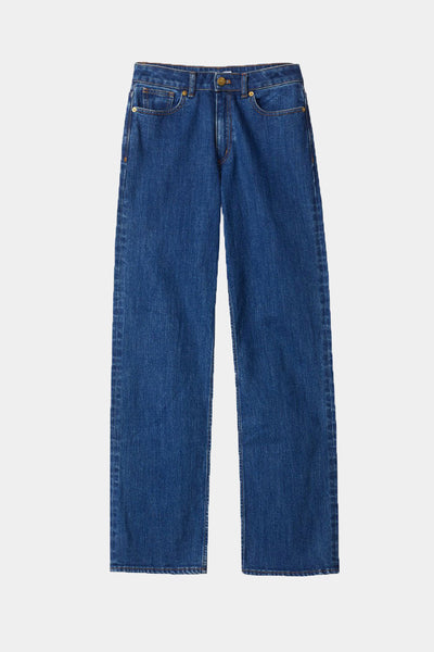 KENDALL DENIM - DARK BLUE