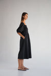 MAXIME DRESS - BLACK