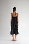 MONT DRESS - BLACK