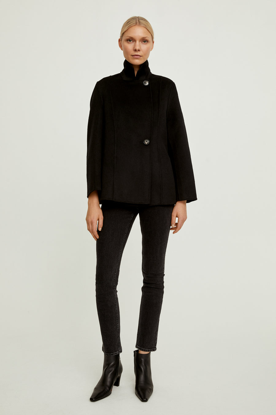 TINA JACKET - BLACK