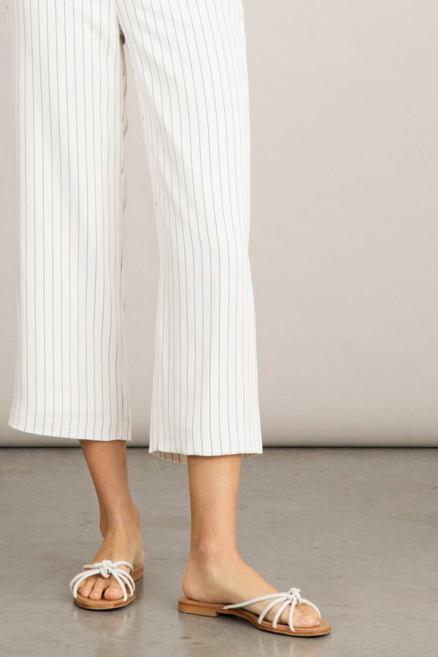 BATALLA TROUSERS - PINSTRIPE Trousers Stylein