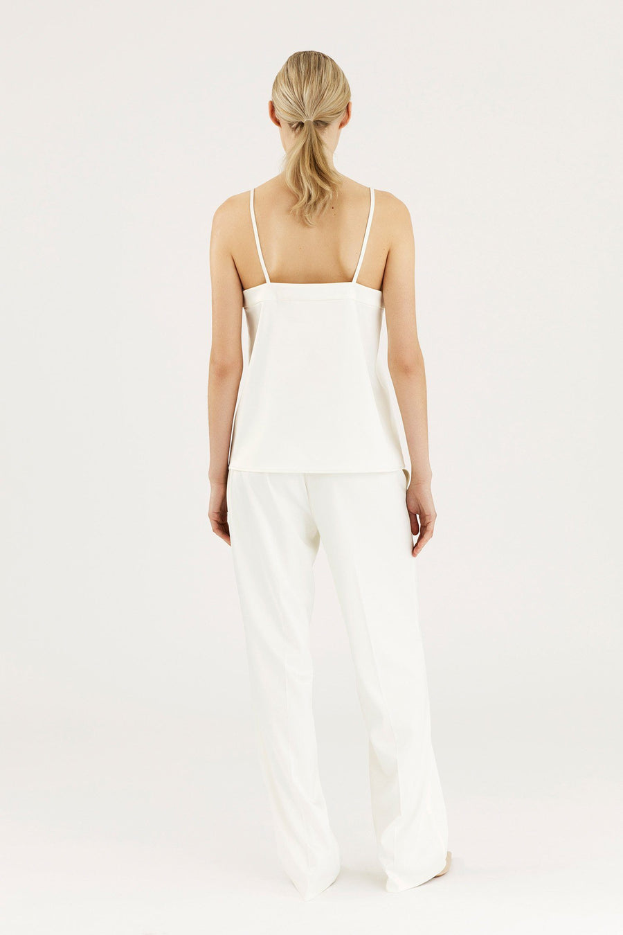 BAYLIE TOP - OFF WHITE Top Stylein