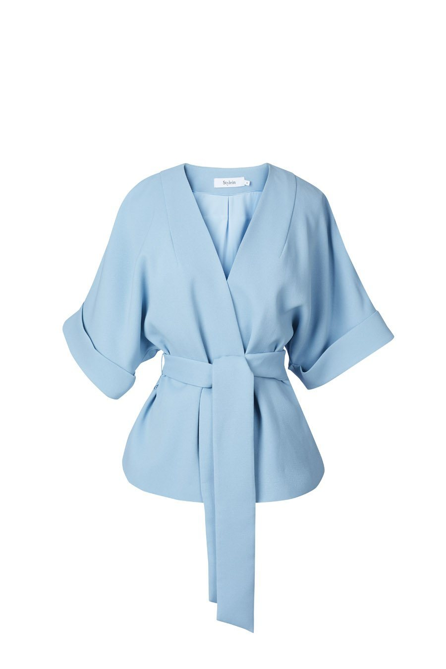 BEDOU JACKET - LIGHT BLUE Jacket Stylein