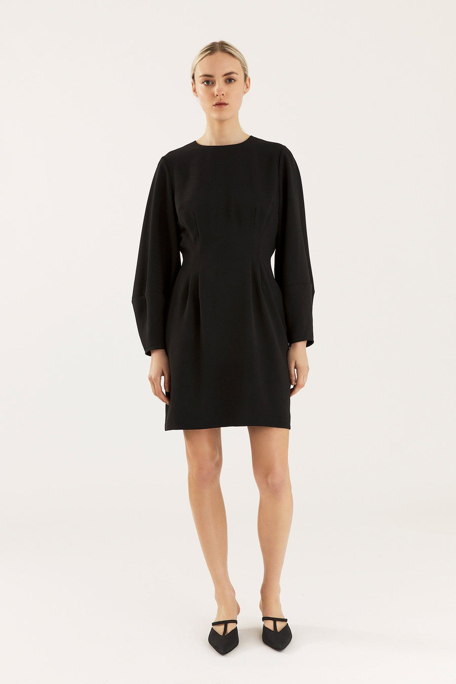 BENNET DRESS - BLACK Dress Stylein