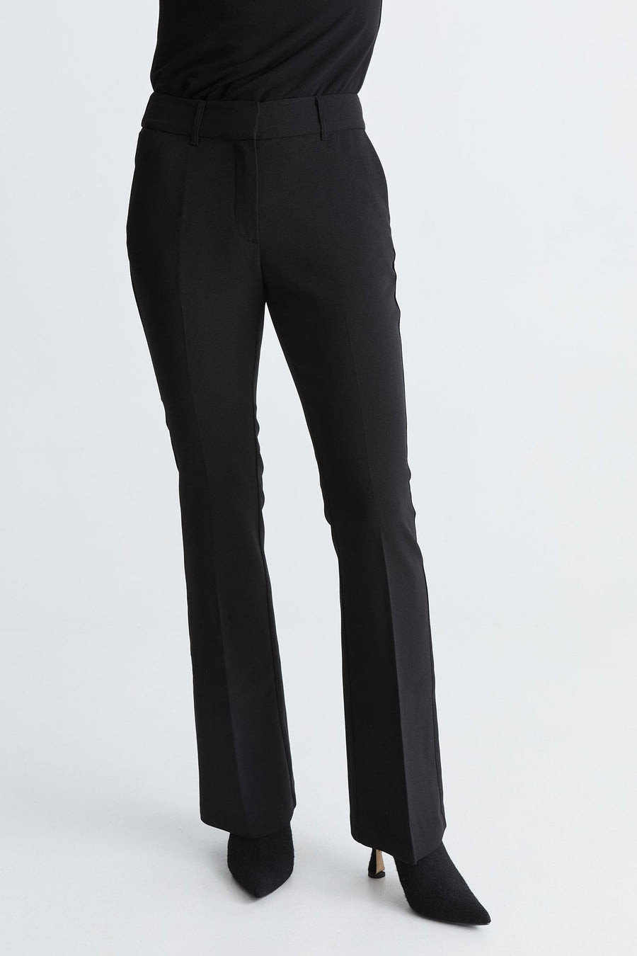 BENNY TROUSERS - BLACK Trousers Stylein