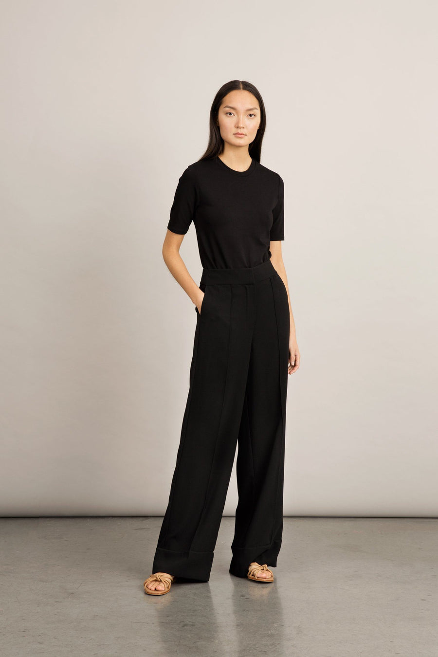 BOGAR TROUSERS - BLACK Trousers Stylein