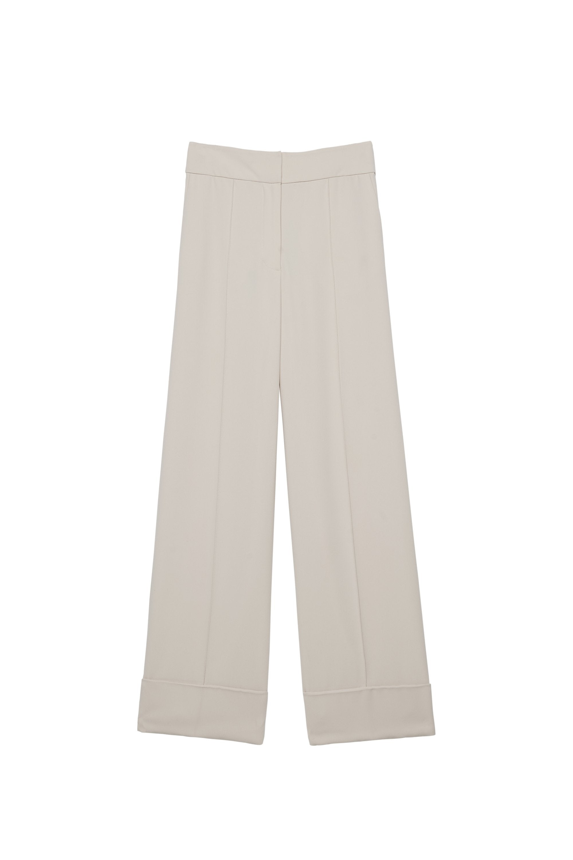 BOGAR TROUSERS - CREAM Trousers Stylein