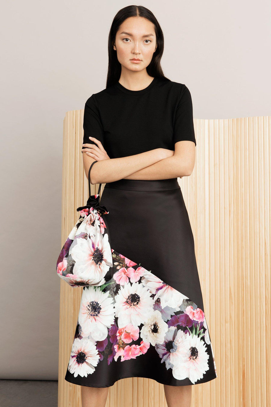 BONSAI SKIRT - FLOWER Skirt Stylein