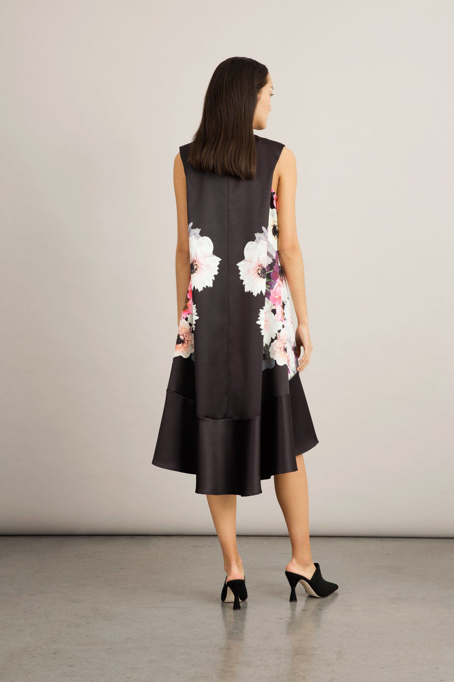 BRESSO DRESS - FLOWER Dress Stylein