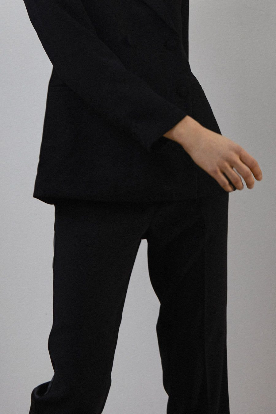 BRIXTON TROUSERS - BLACK Trousers Stylein