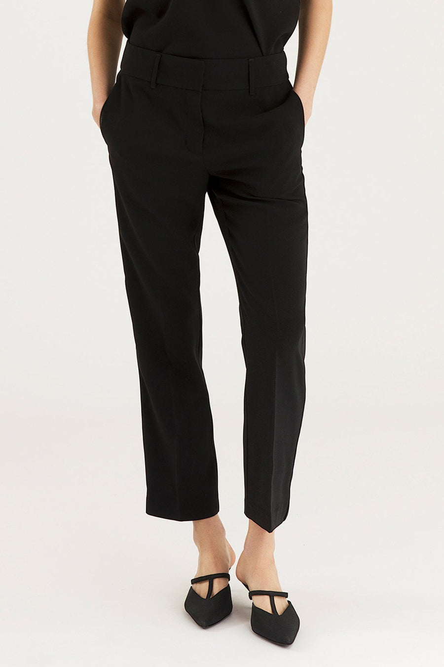 BENNY TROUSERS - BLACK