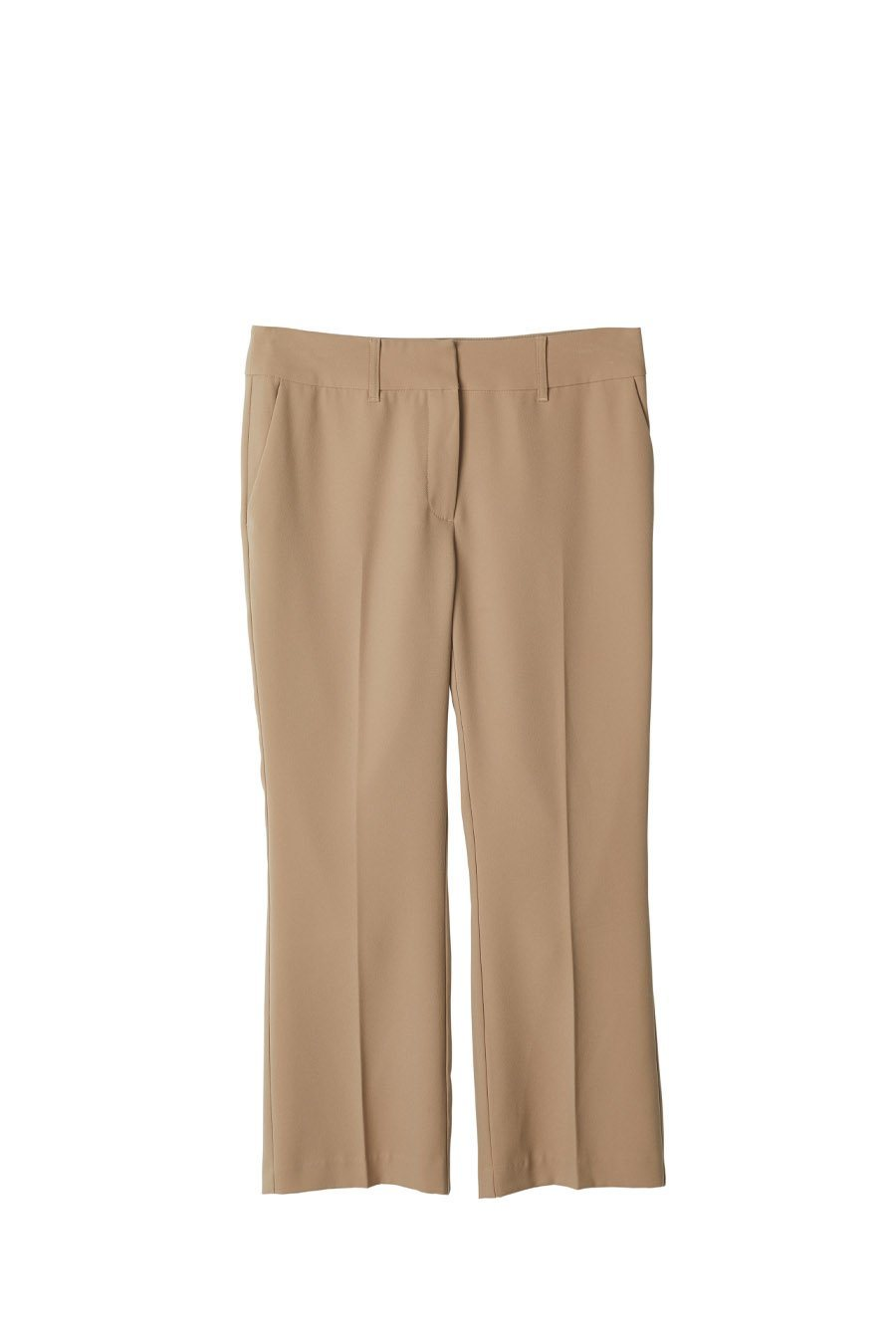 BRYDGES TROUSERS - BEIGE Trousers Stylein