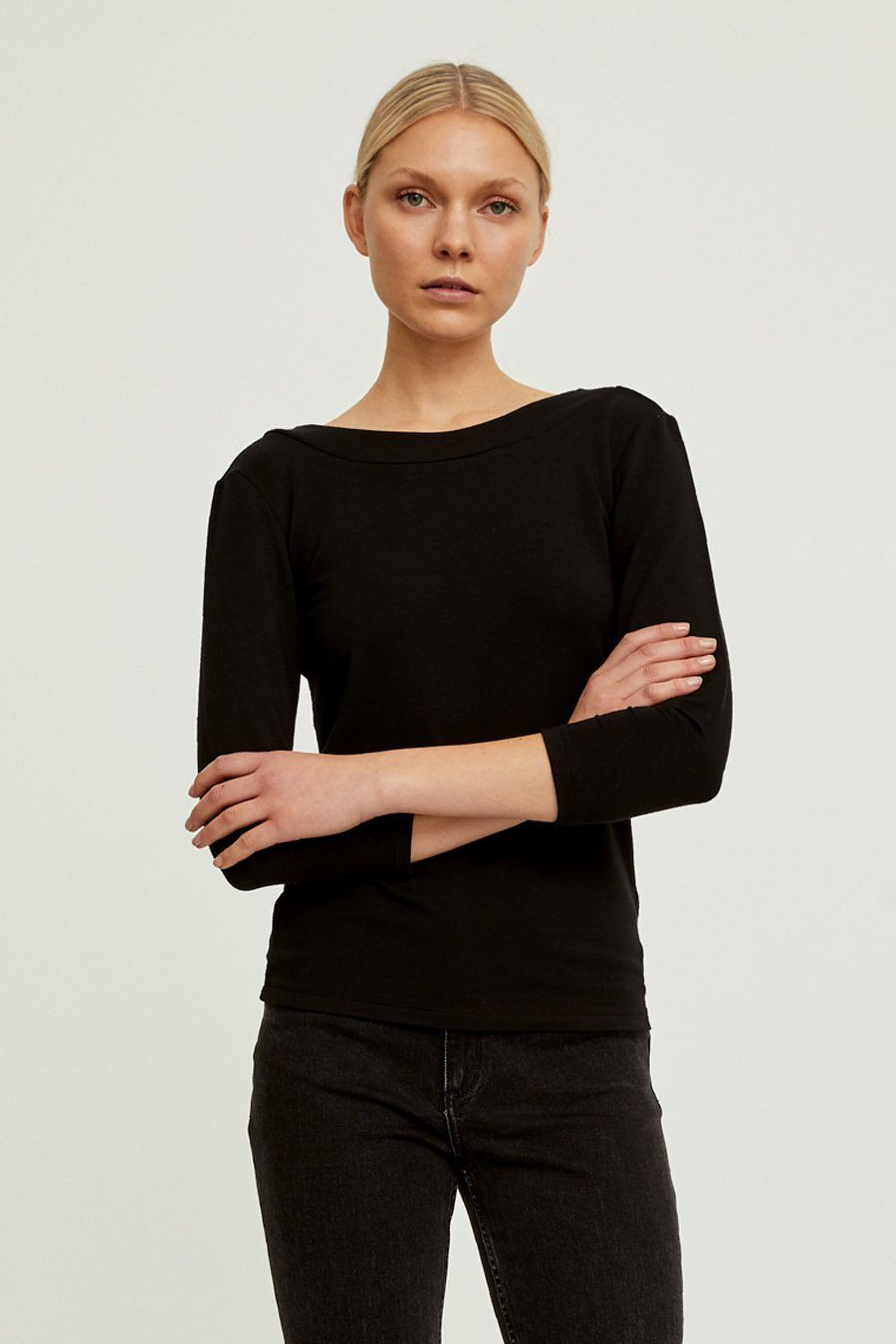 MILLIE TOP - BLACK