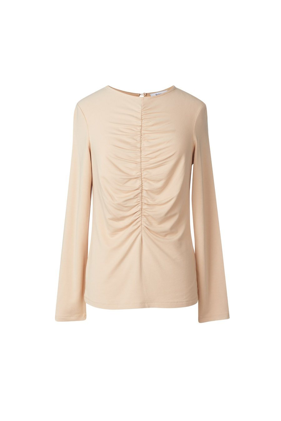 CATHY TOP - NUDE Top Stylein