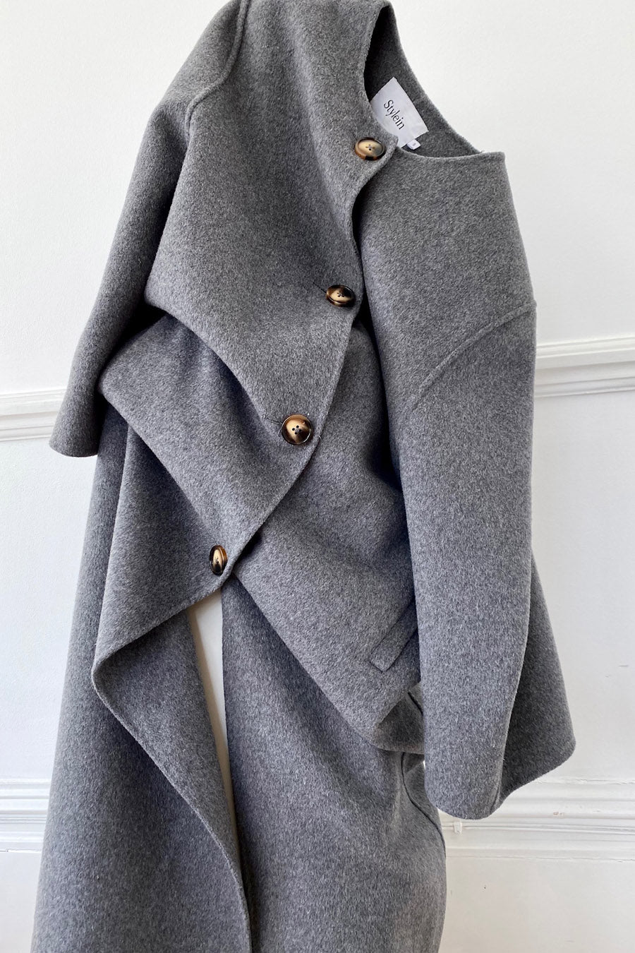 THIRA COAT - GREY