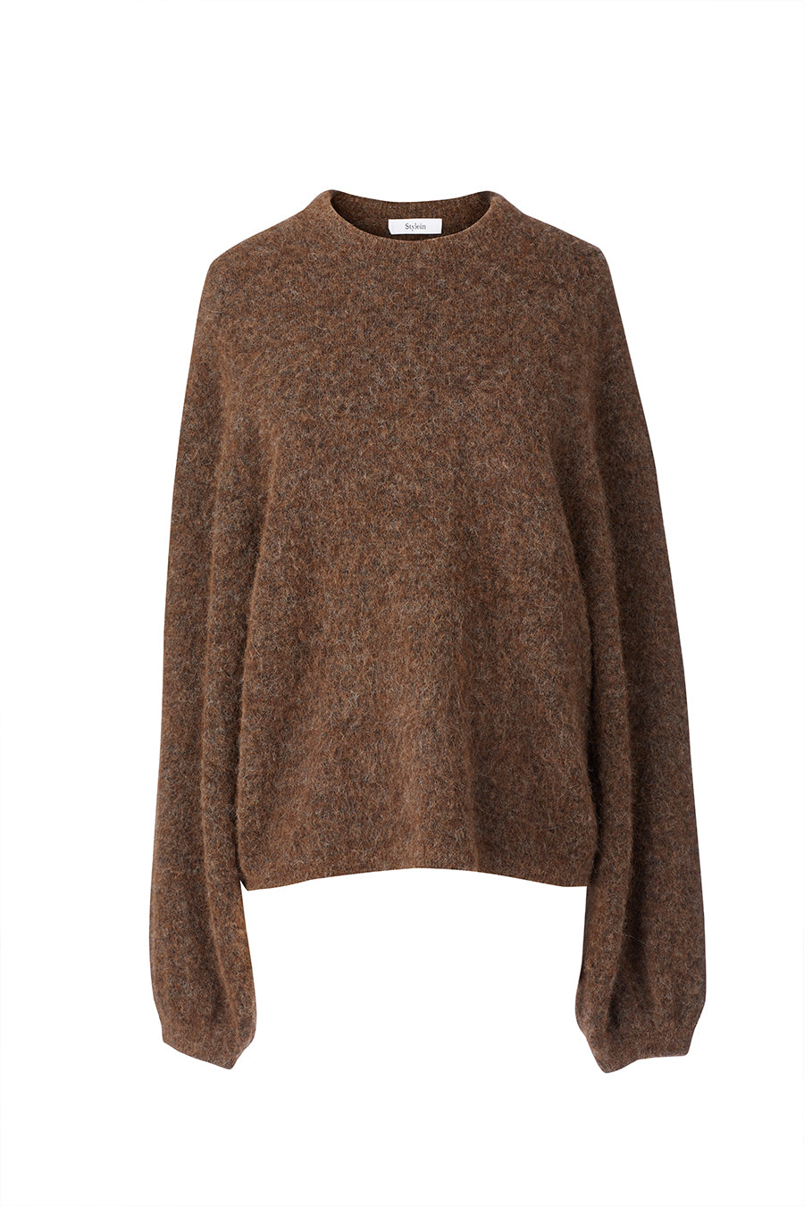 EIJA SWEATER - BROWN