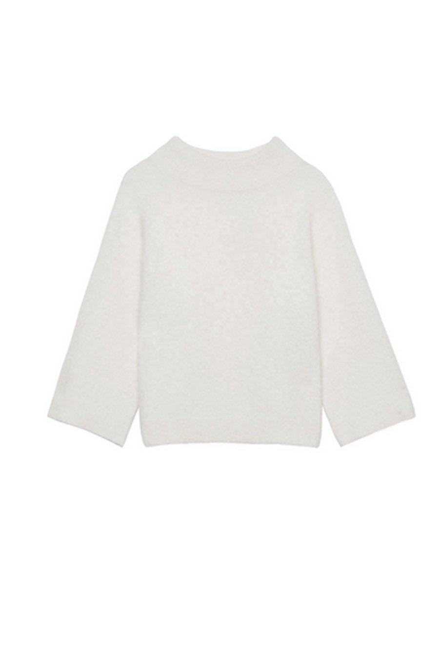 ELITA SWEATER - WHITE Sweater Stylein